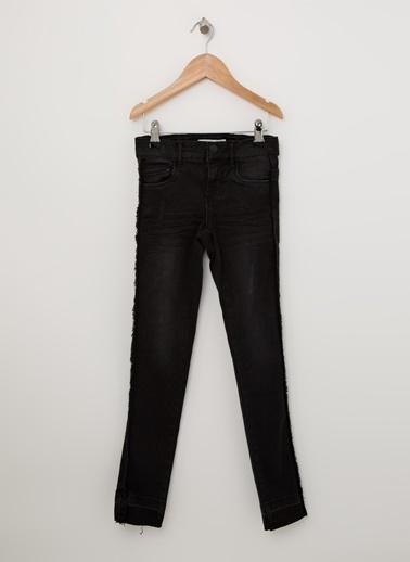 Name It Name İt Siyah Denim Pantolon Siyah